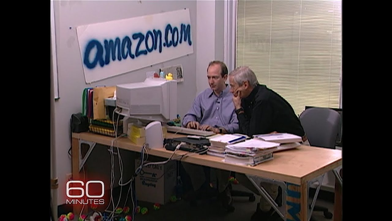 Jeff Bezos Amazon An Inside Look 1999 Vidrise For Large