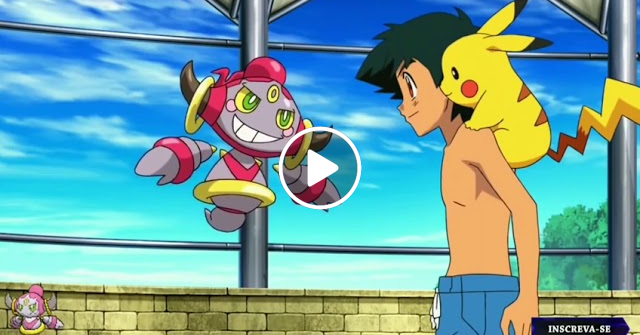 In Hindi Pokemon Hoopa And The Clash Of Ages Full Movie Part 1
