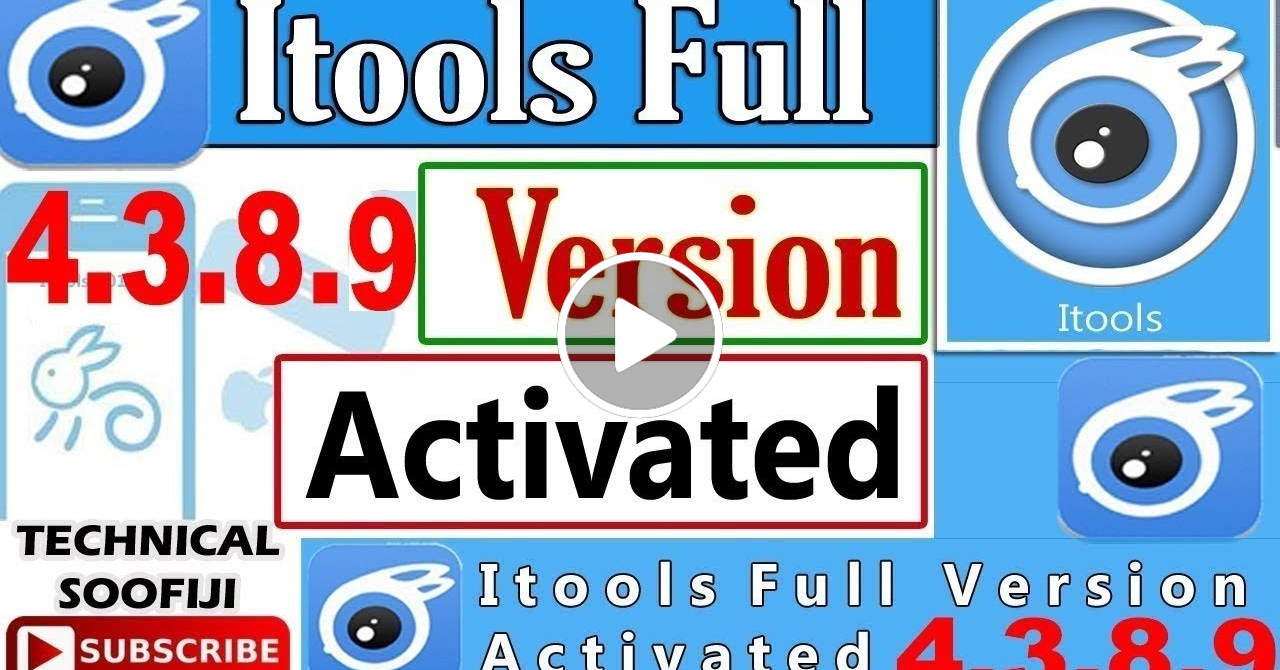 iTools 4 3 8 9 Cracked Full Version Free For Lifetime